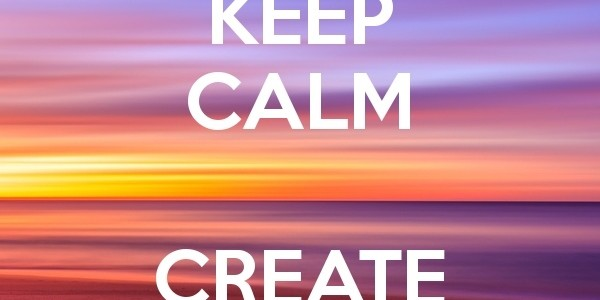 Create a Calm Place